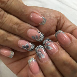 French Elongated Nail Beds